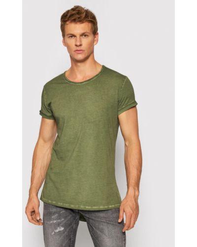 Zielona t-shirt Tigha