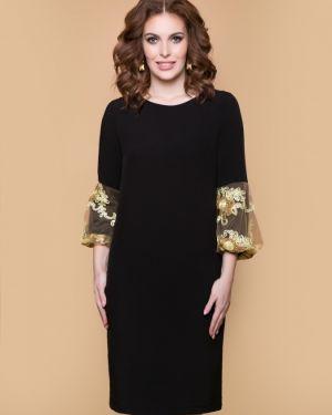Вечернее платье миди деловое Belluche