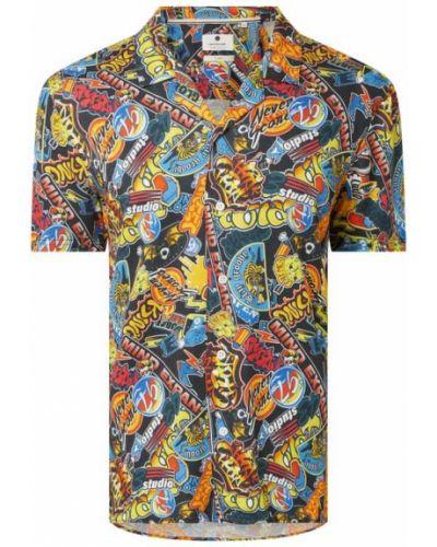 Koszula z wiskozy Anerkjendt