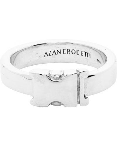 Pierścionek srebrny Alan Crocetti