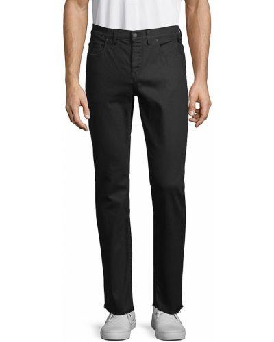 Czarne mom jeans bawełniane Zadig & Voltaire