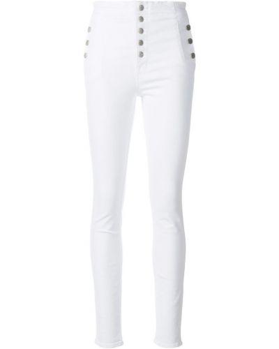 Белые джинсы J Brand