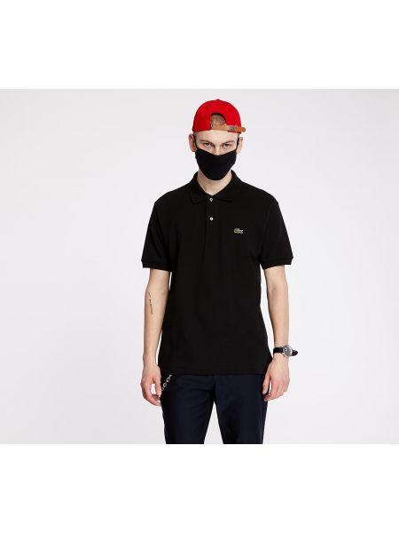 Koszula czarna Lacoste