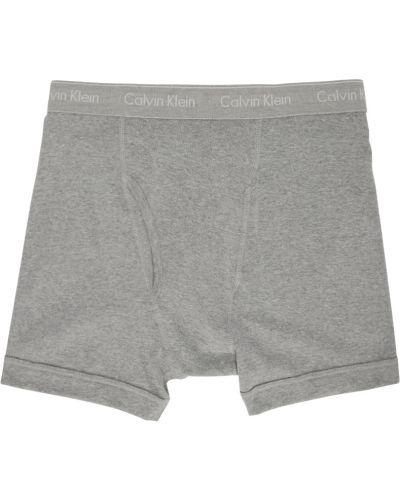 Figi - białe Calvin Klein Underwear