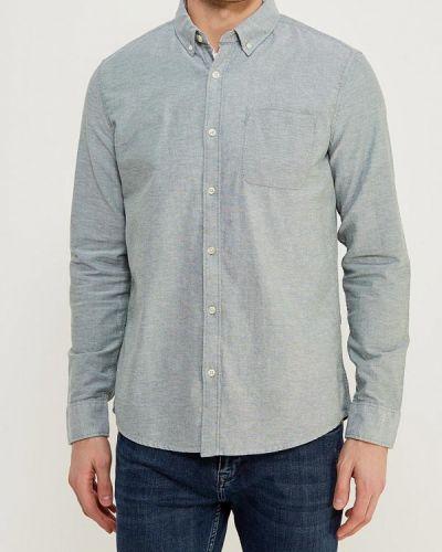 Бирюзовая рубашка Colin's