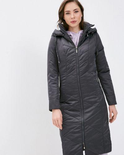 Утепленная серая куртка Dizzyway