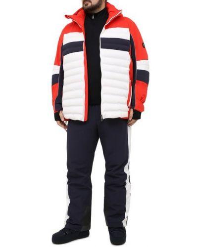 Утепленная красная куртка Bogner