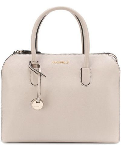 Кожаный сумка сумка-тоут Coccinelle