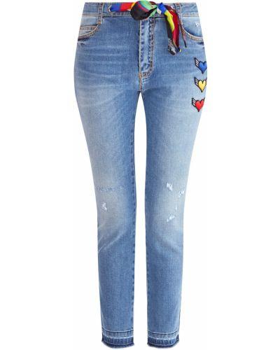 Прямые джинсы укороченные классические Ermanno Scervino