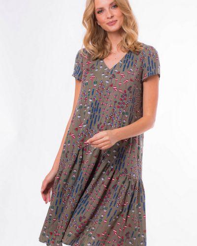 Платье из вискозы Argent
