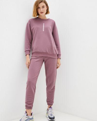 Розовый спортивный костюм осенний Winzor