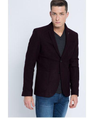 Джинсовый костюм шерстяной из полиэстера Trussardi Jeans