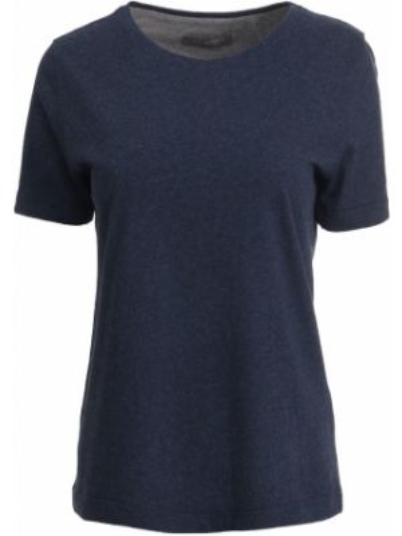Футбольная синяя приталенная базовая футболка Capobianco