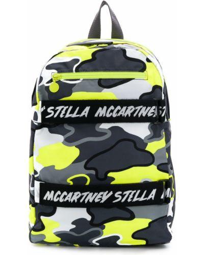 Plecak włókienniczy okrągły Stella Mccartney Kids