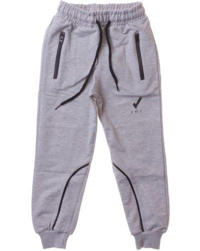 Серые спортивные брюки Joi