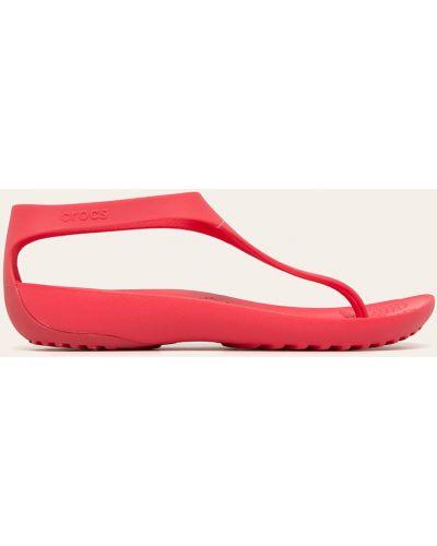 Розовые спортивные сандалии Crocs