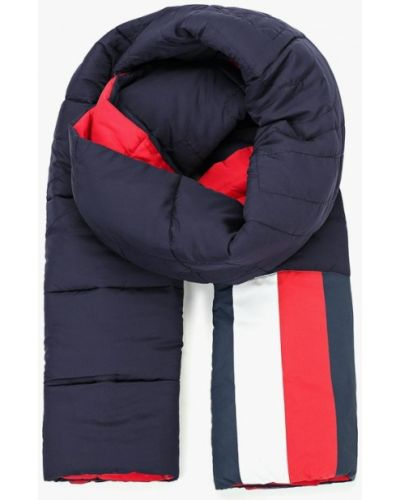Синий шарф Tommy Hilfiger