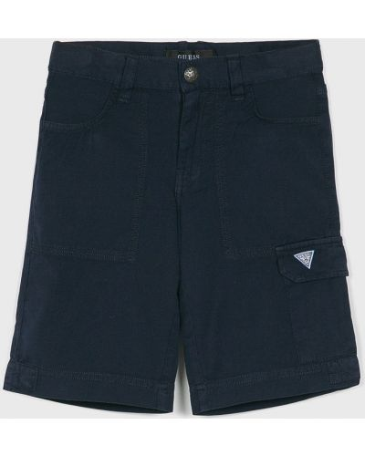 Джинсы синий на пуговицах Guess Jeans