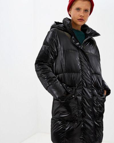 Утепленная куртка демисезонная черная Savage