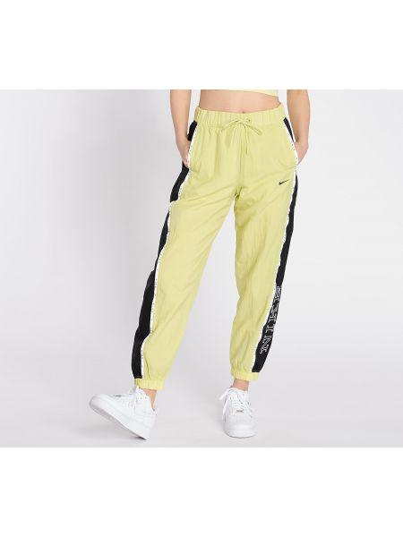 Спортивные брюки черные светлые Nike
