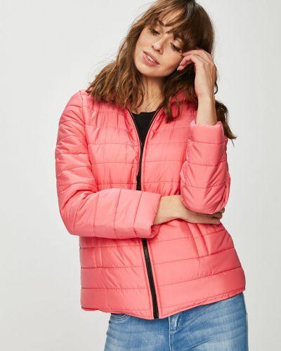 Куртка с капюшоном стеганая с карманами Trendyol