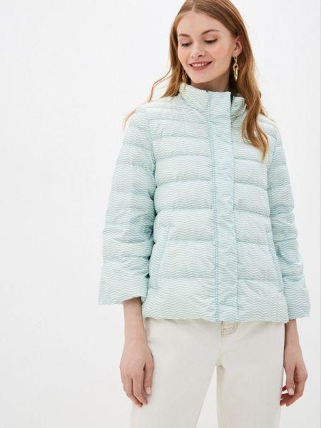 Зимняя куртка весенняя зеленая Concept Club