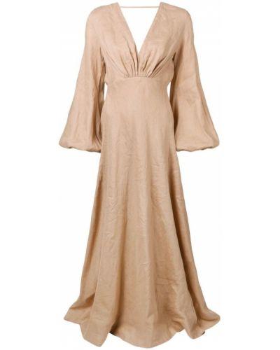 Платье макси на молнии Kalita