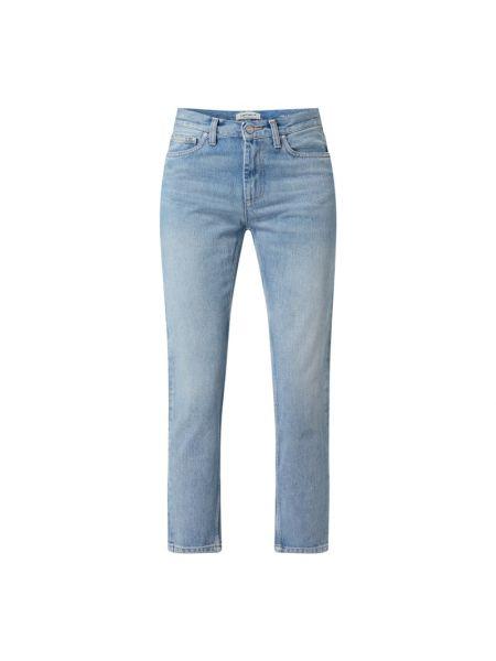 Bawełna biznes bawełna niebieski jeansy Carhartt Work In Progress