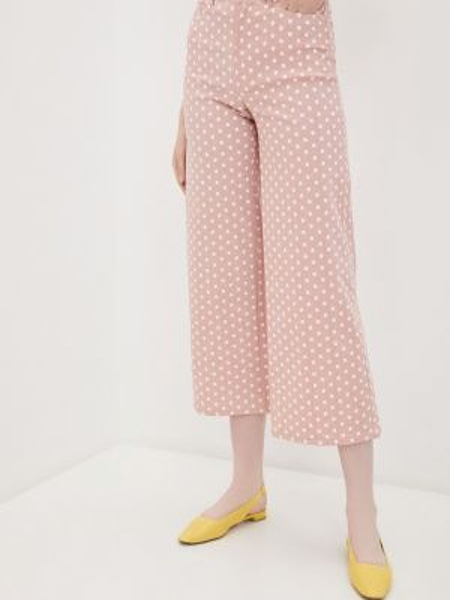 Розовые брюки Compania Fantastica