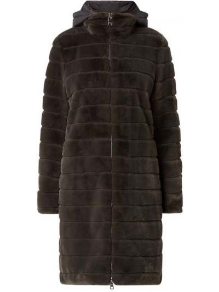 Płaszcz z kapturem Blonde No. 8