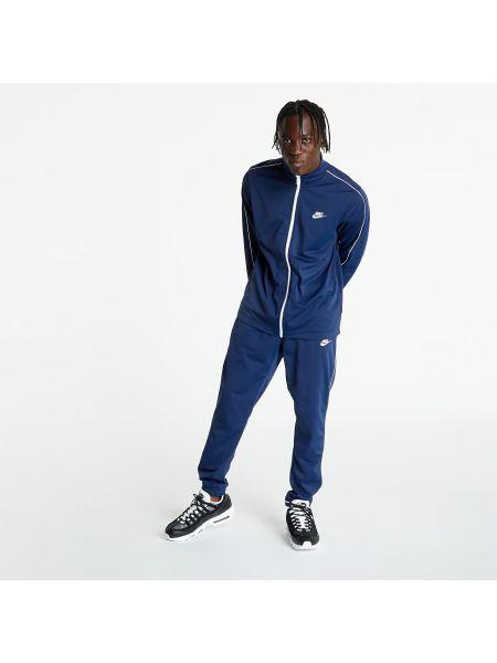 Biały dres Nike