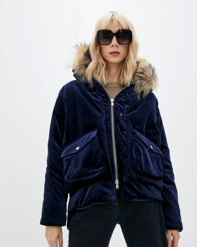 Синяя куртка осенняя Canadian