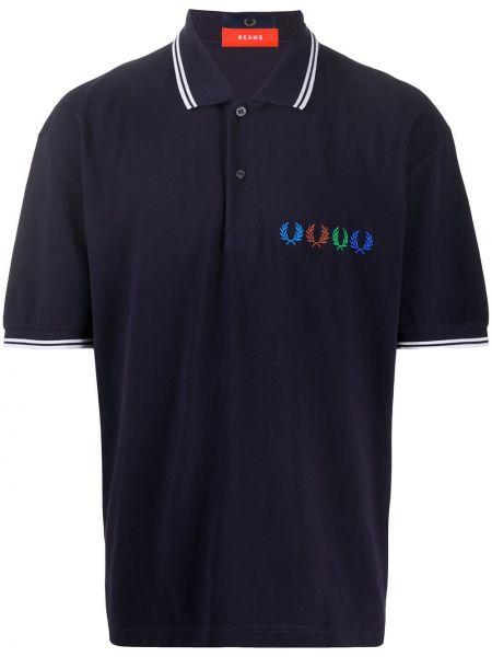 Koszula krótkie z krótkim rękawem klasyczna z logo Fred Perry