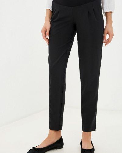Повседневные черные брюки Mammysize