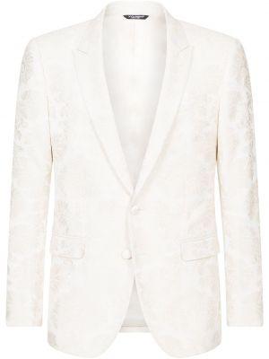 Garnitur z paskiem - biały Dolce And Gabbana