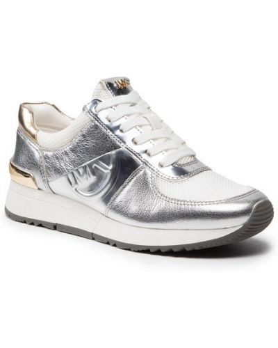Sneakersy srebrne Michael Michael Kors