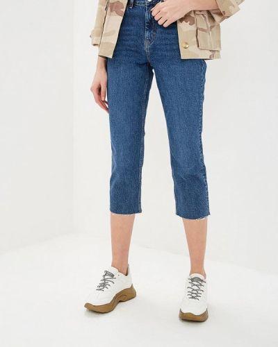 Прямые джинсы турецкий синие Topshop