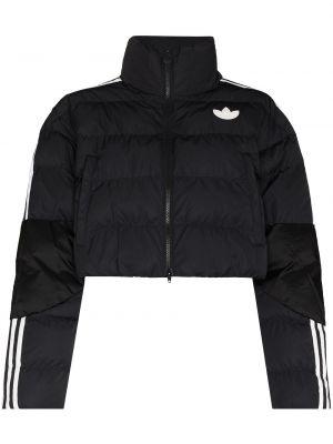 Дутая куртка - черная Adidas