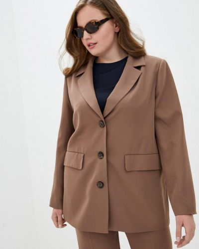 Пиджак - коричневый Jhiva