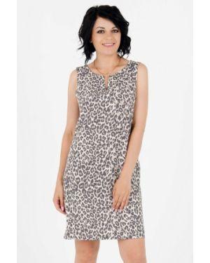 Платье платье-сарафан прямое Ajour