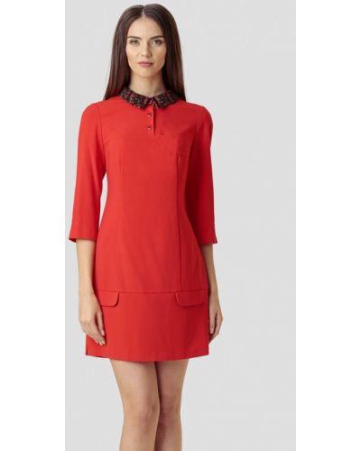 Платье - красное Ано