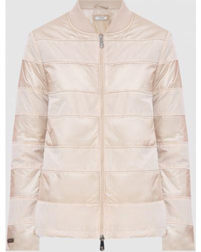 Бежевая куртка Peserico