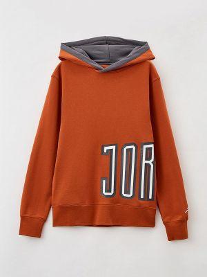 Худи - коричневое Jordan