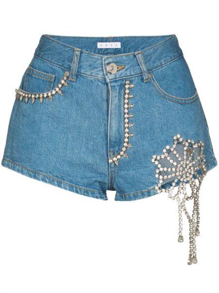 Синие джинсовые джинсовые шорты Area