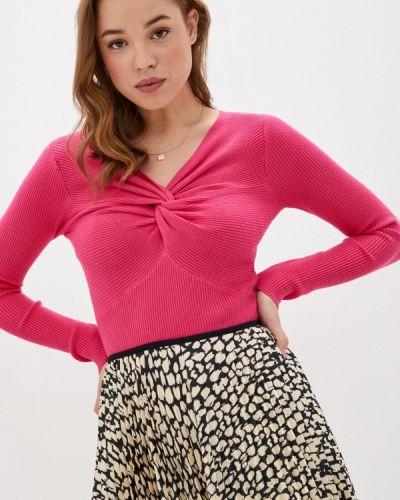 Розовый пуловер B.style
