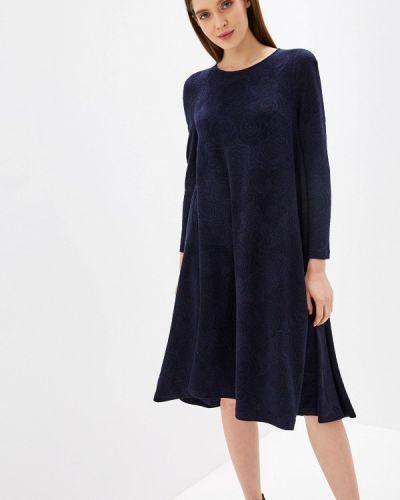 Платье прямое осеннее Imago