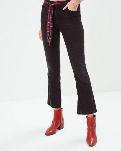 Прямые джинсы черные Jacqueline De Yong