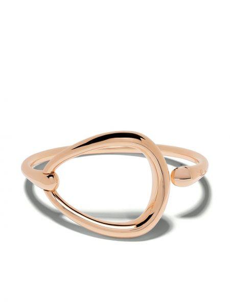 Złoty pierścionek Pomellato
