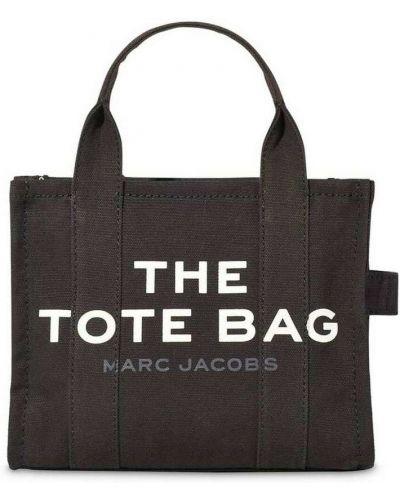 Torebka - brązowa Marc Jacobs