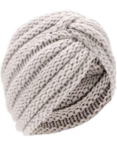 Вязаная шапка кашемировая Inverni